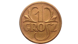 grosz coin for sale